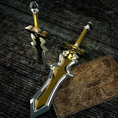 Saif shaikh sword