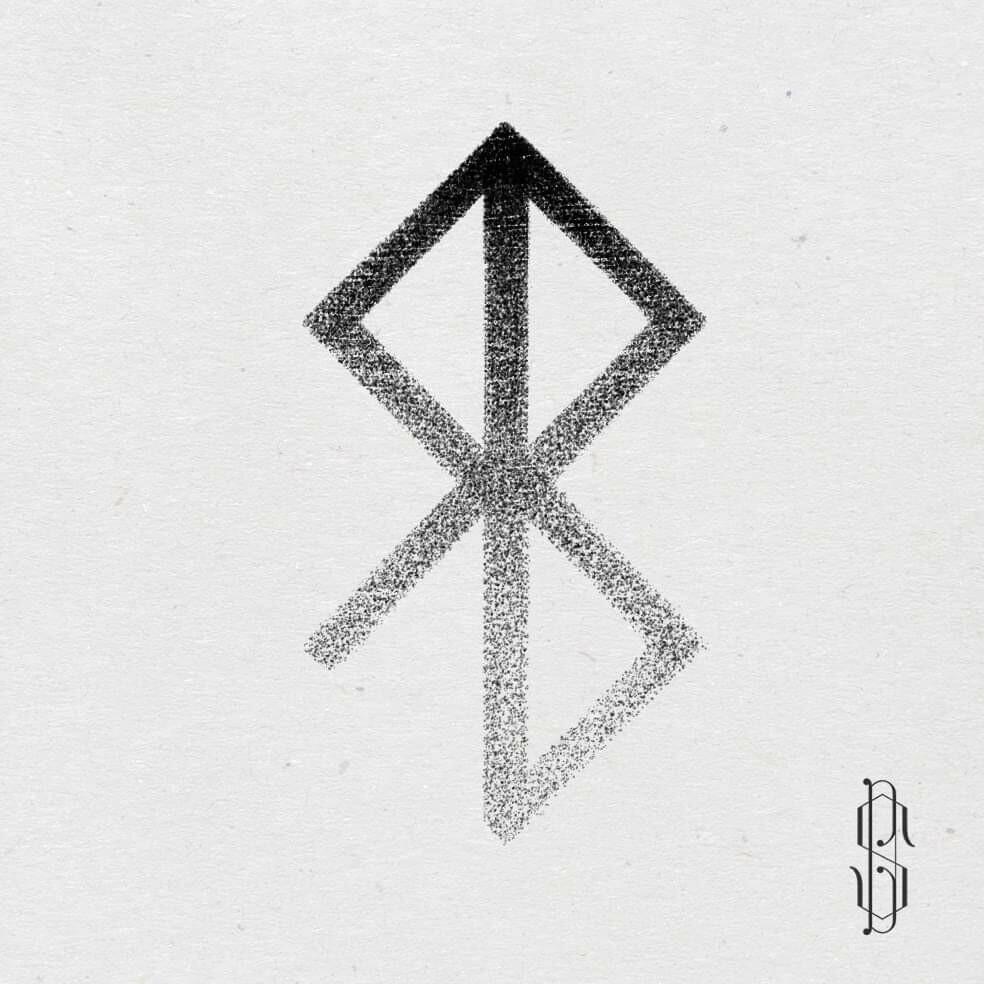 Artstation Tattoo Deaigns For Viking Symbol Peace Stefan