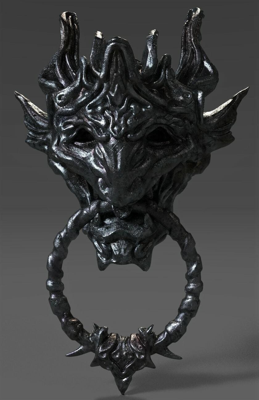 3D Game asset/ Concept design #3