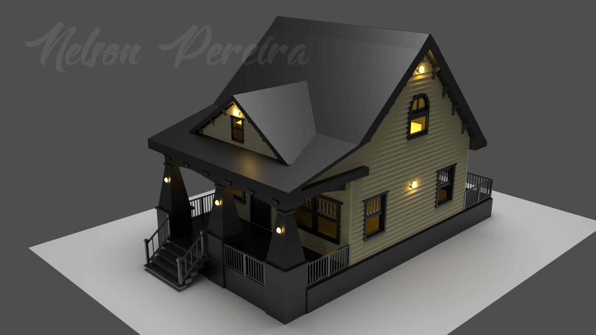 Nelson Pereira Small House I