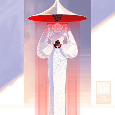 Rowan sherwin lady in white s