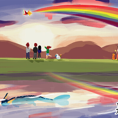 Resuri n rainbow