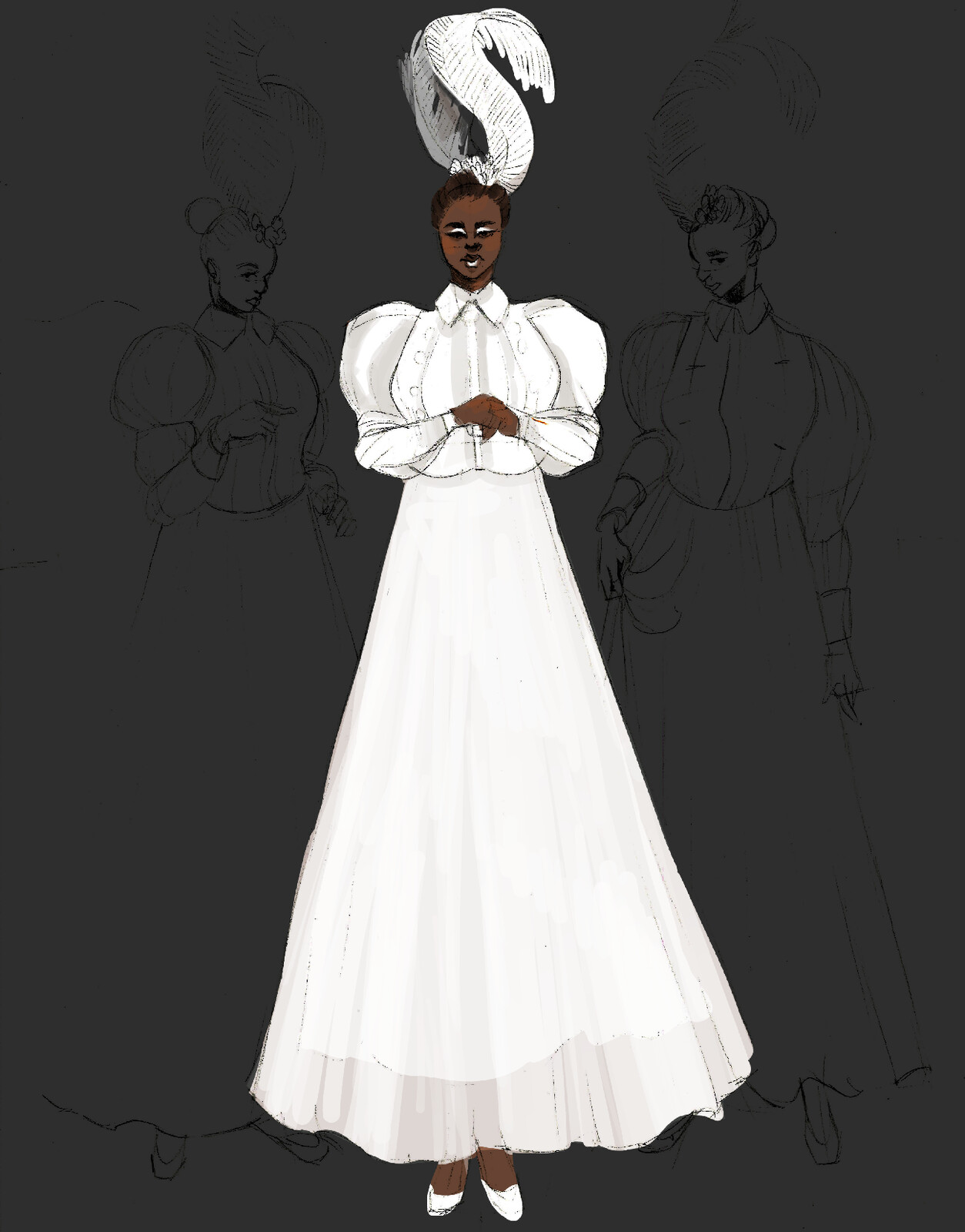 Dream Dancer: concept rendering