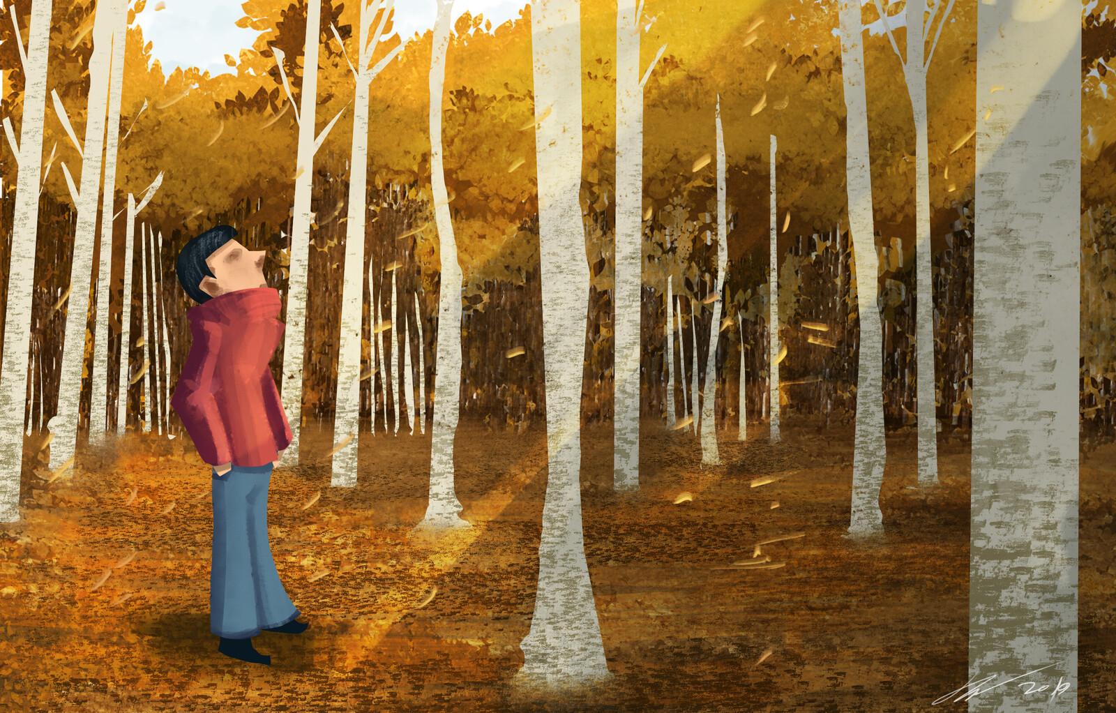 Autumn's Memories