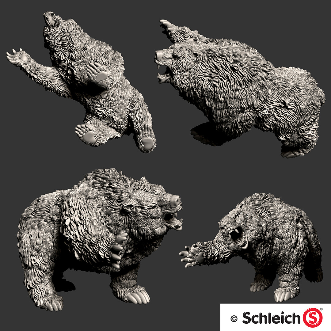 3D Sculpture in ZBrush