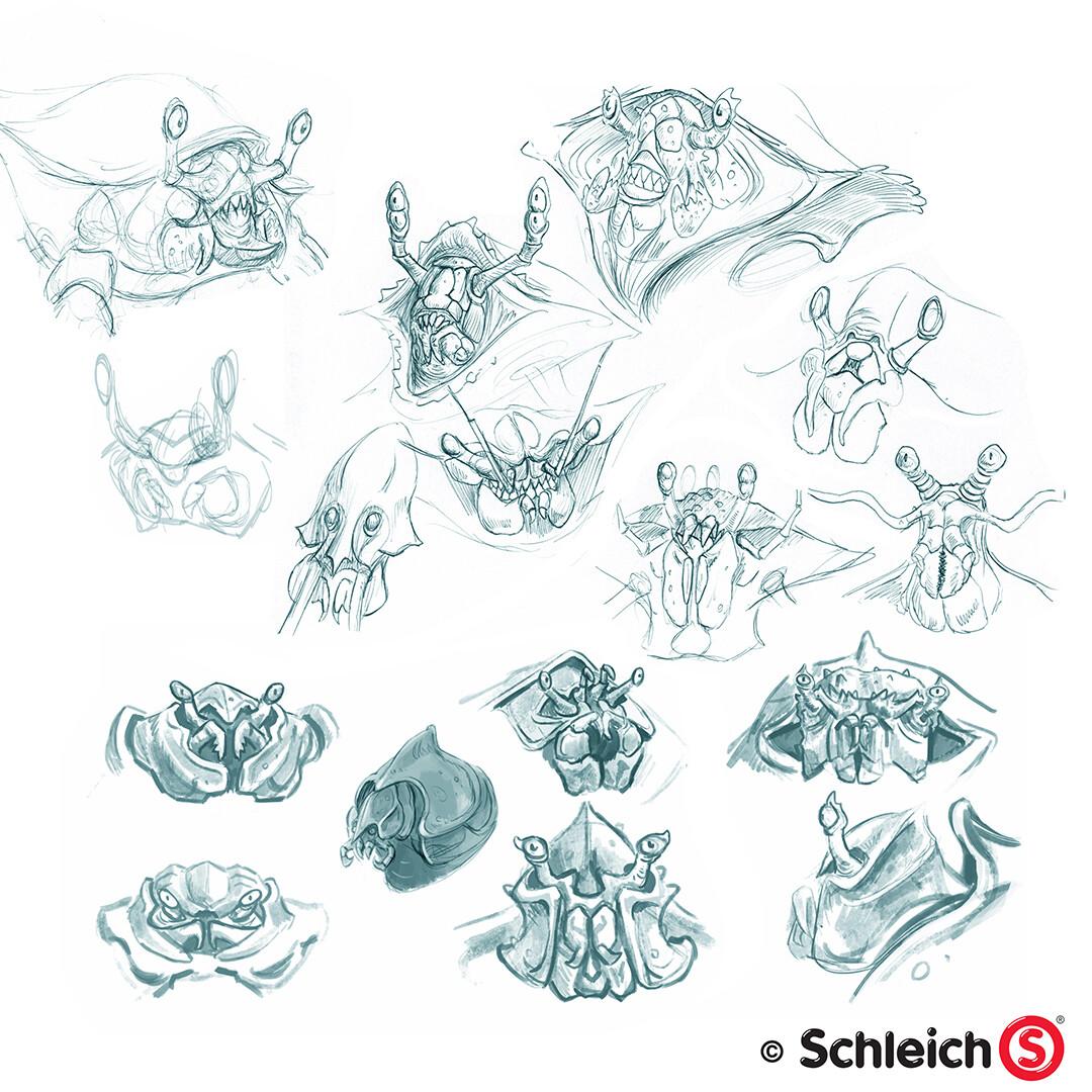 Dirk wachsmuth schleich portfolio 42495 wasserwelt kampfkrabbe pg 03