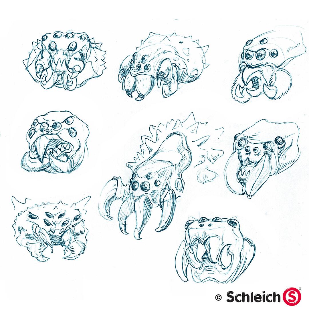Dirk wachsmuth schleich portfolio 42494 eiswelt eisspinne pg 02