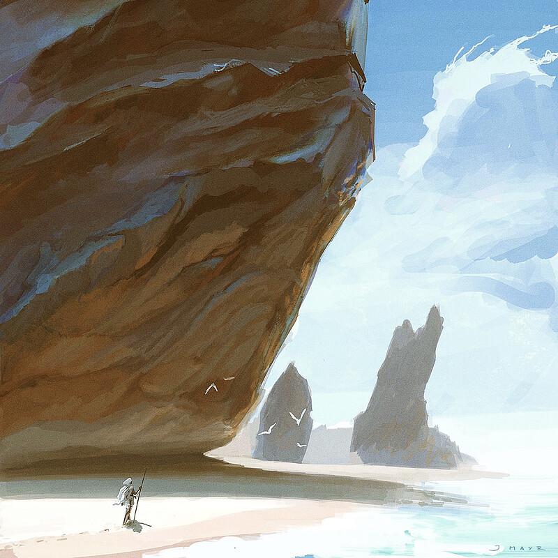 Coastal Rocks Study