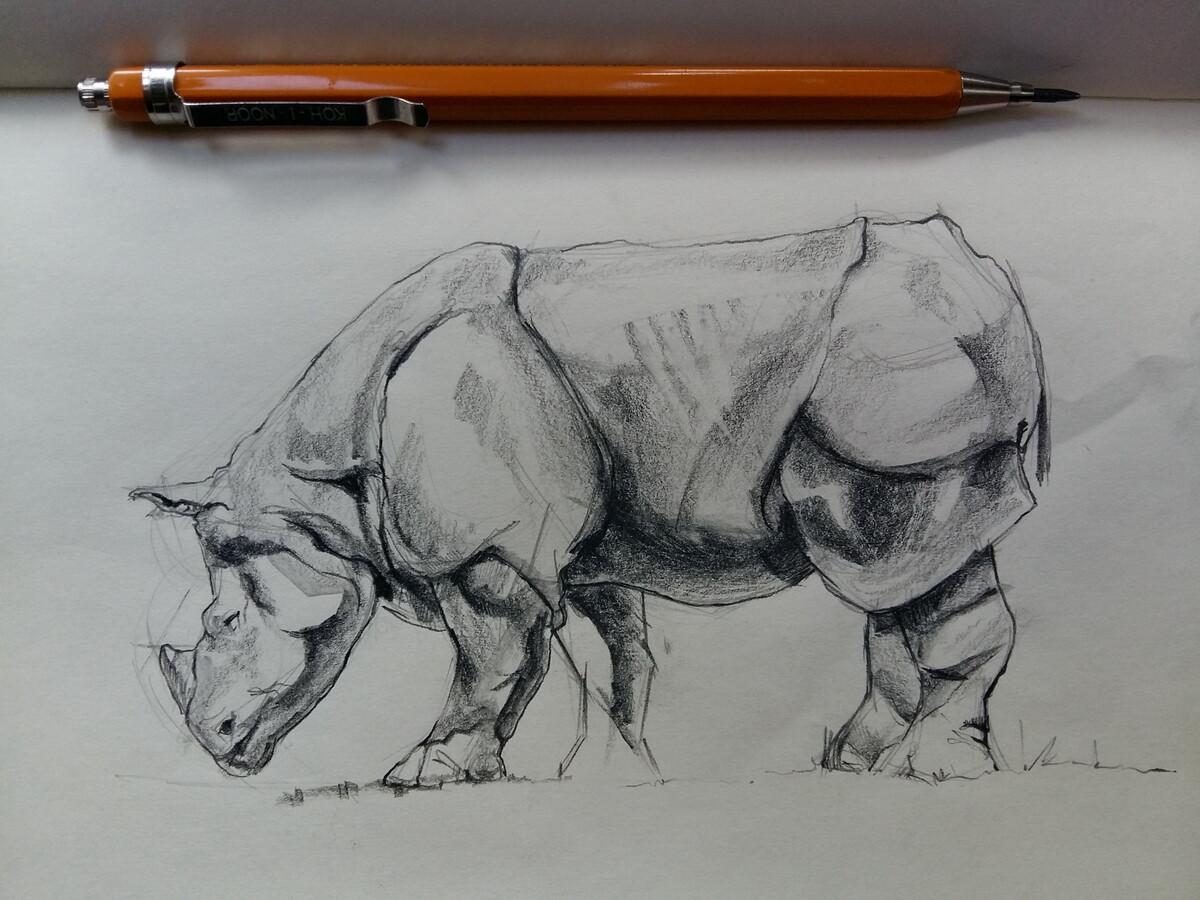Michal klimecki drawings 06