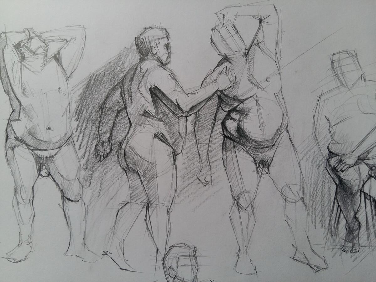 Michal klimecki drawings 07