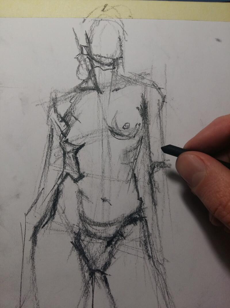 Michal klimecki drawings 08