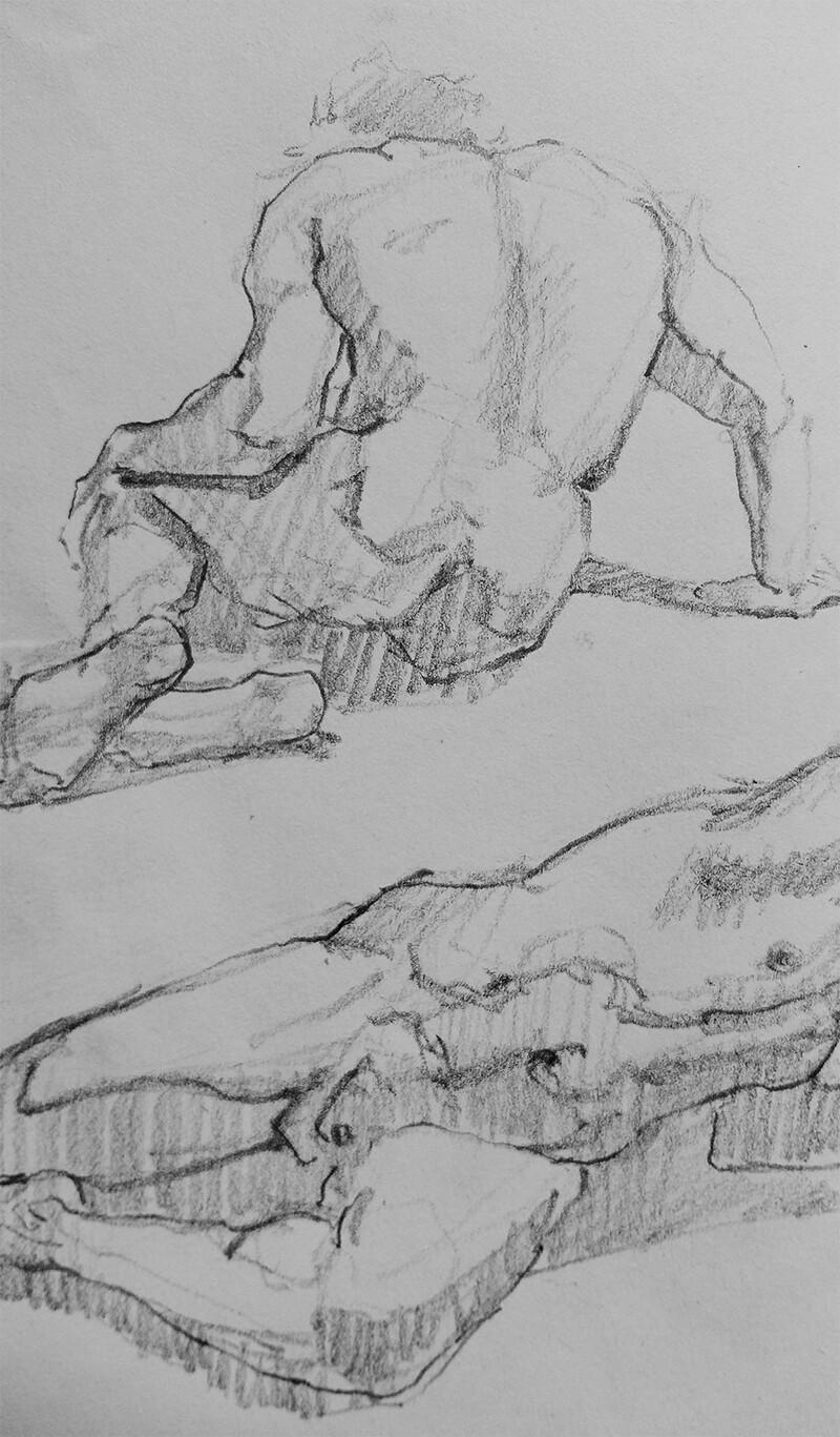 Michal klimecki drawings 03