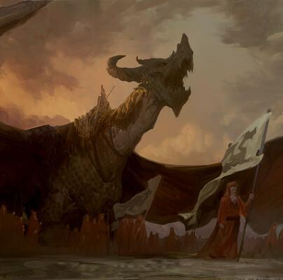 Artur treffner dragon clan