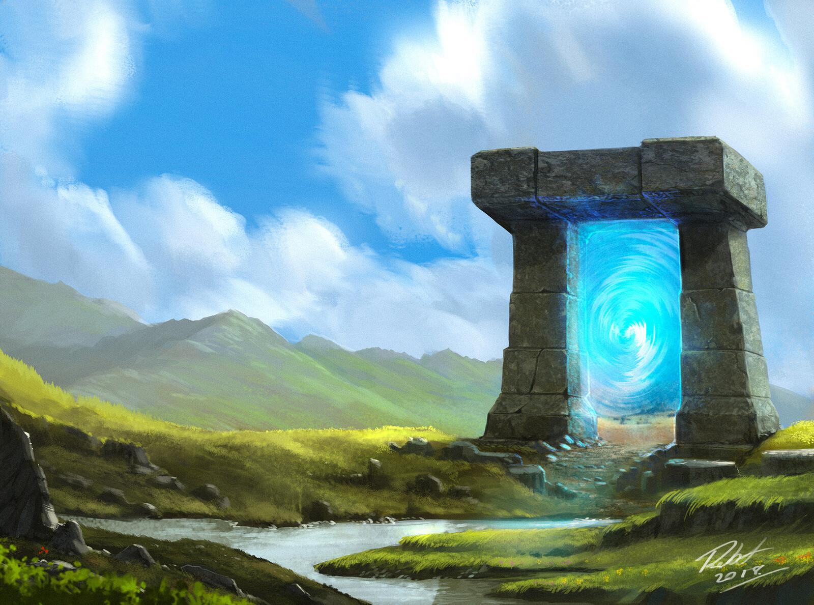 Realm Portal Commission