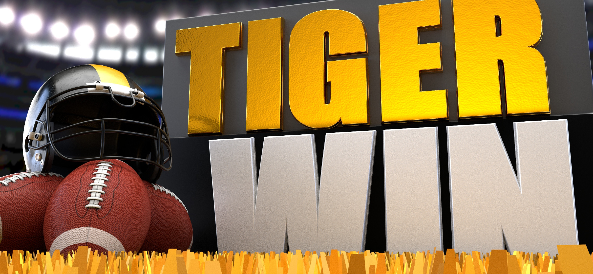Tiger Win first test