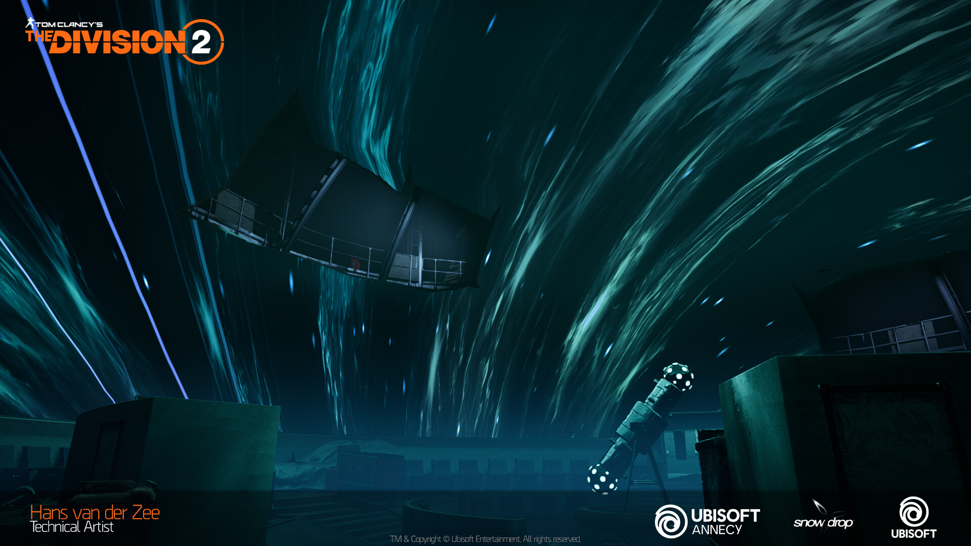 Air and Space Mission - Planetarium