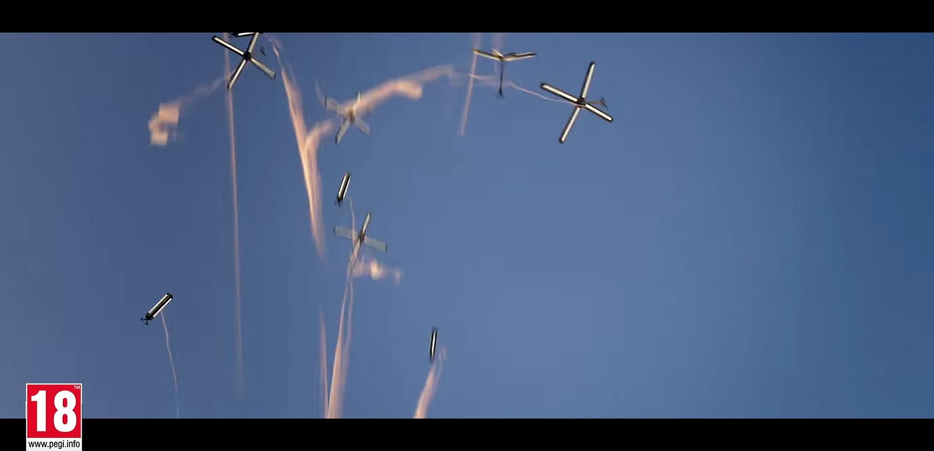Screenshot from TCTD2 Trailer