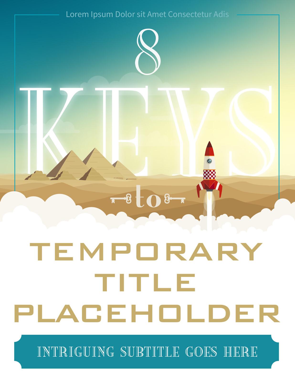 8 Keys Handbook Cover