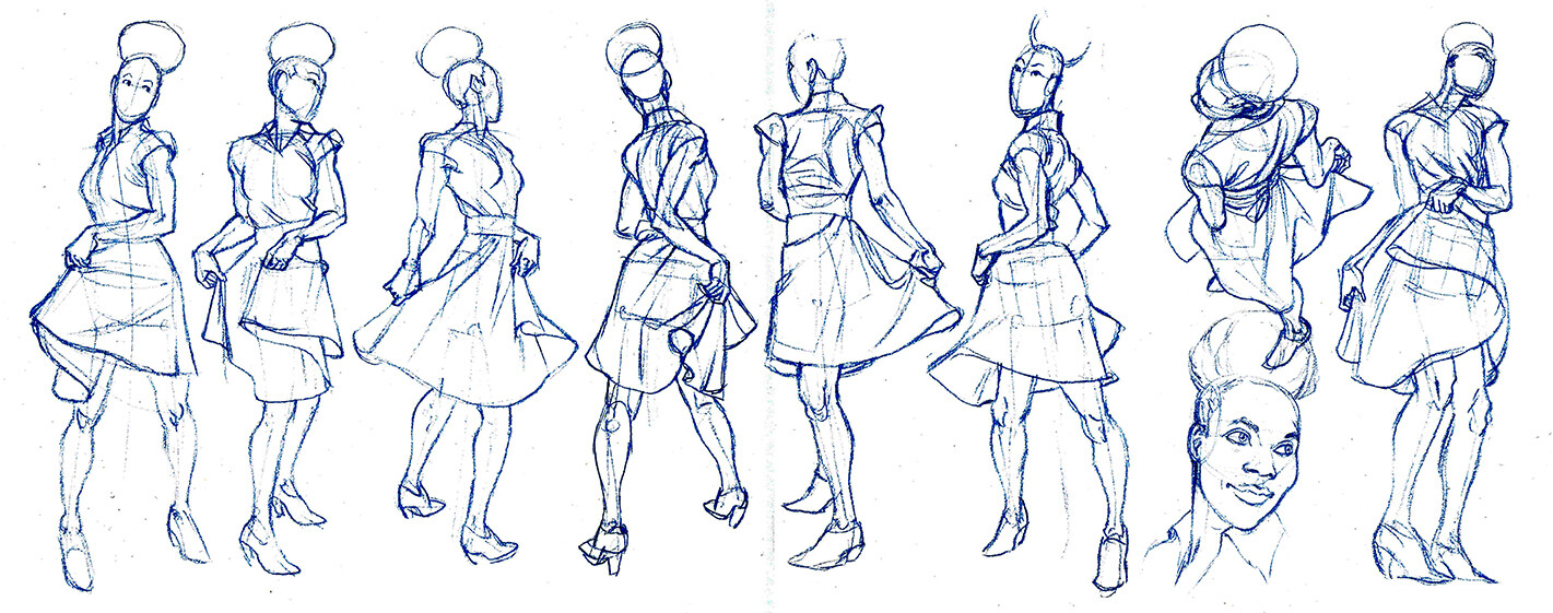 Matt rhodes figurestudies 08s
