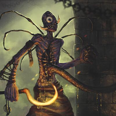 Lizartonne dani rodriguez palacios torturador fanart