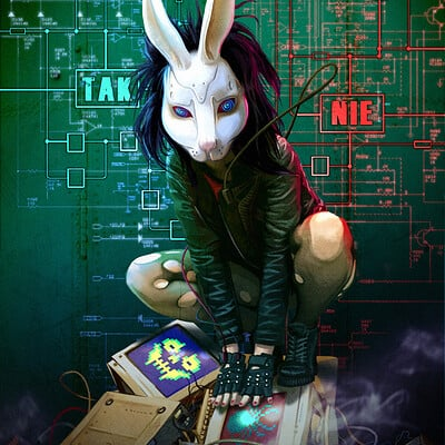 Piotr sokolowski 113 rabbit