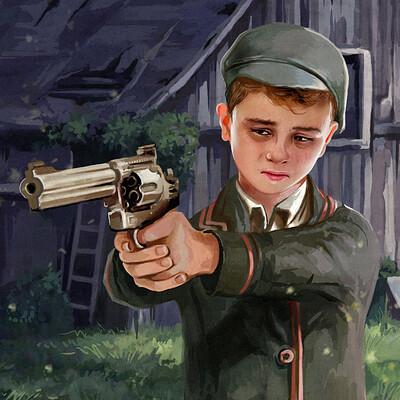 Piotr sokolowski 111 lost child