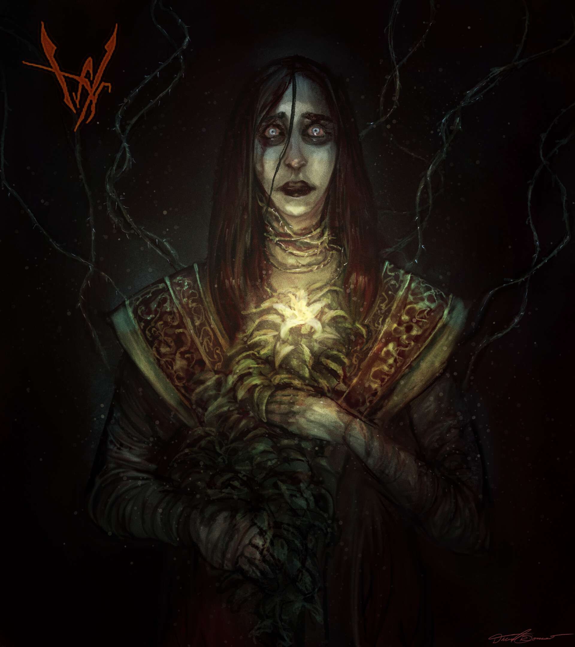 The Withered Lover