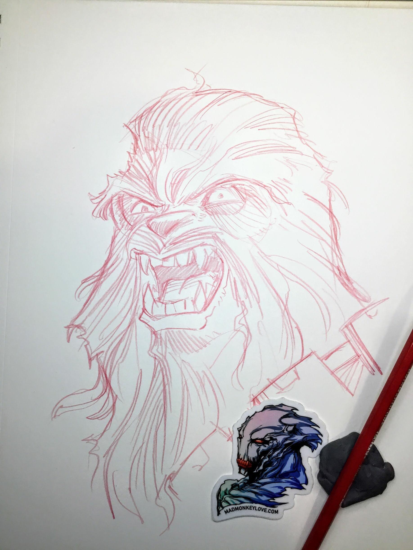 01- Sketched