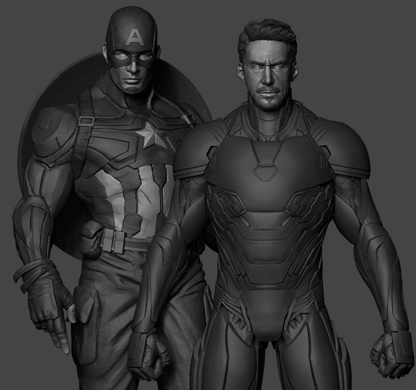 Tony/Steve