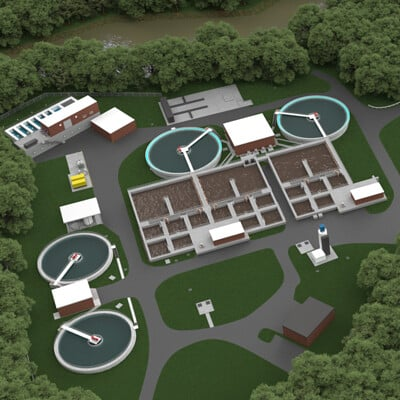 Water Treatment Plant Overviews
