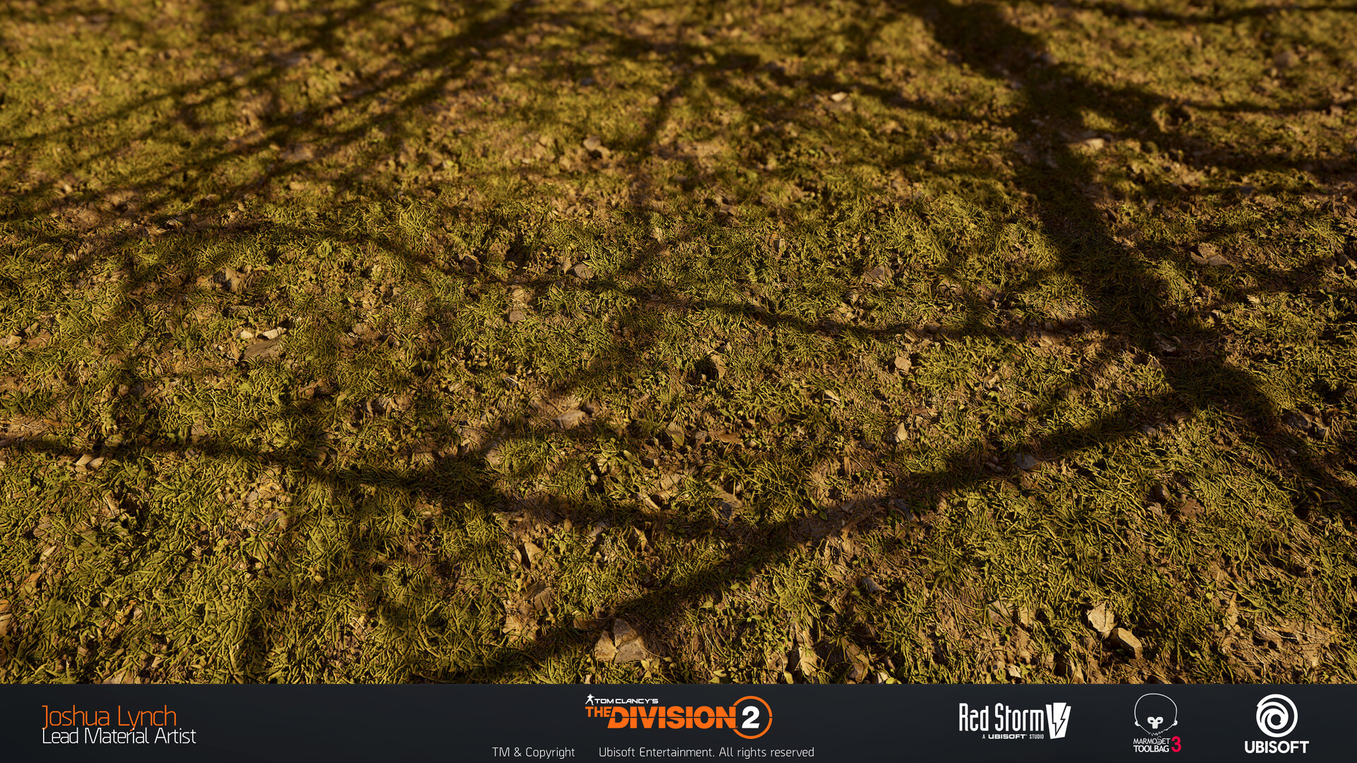 Joshua lynch division 2 josh lynch soil grass ground
