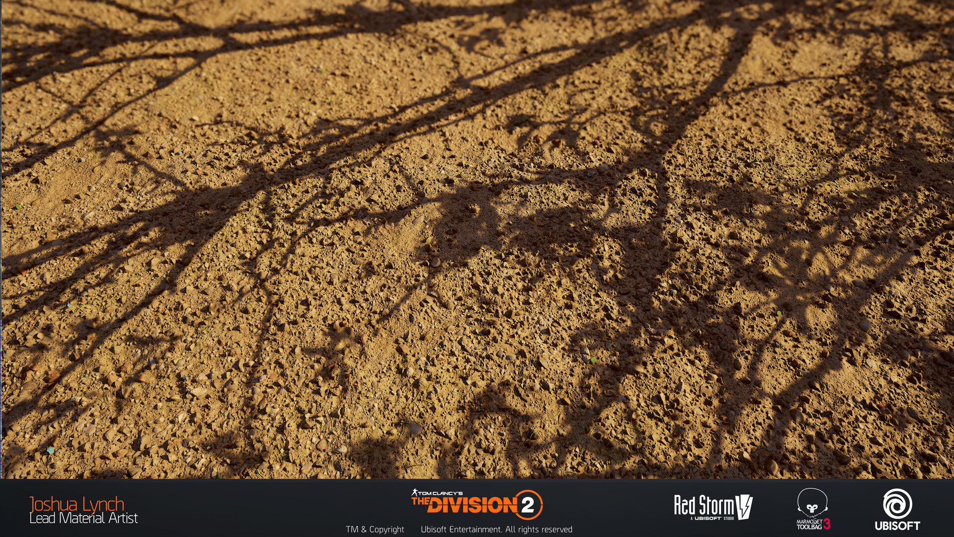 Joshua lynch division 2 josh lynch soil gravel 01 ground