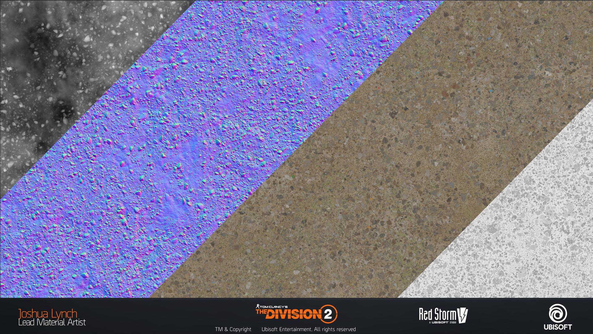 Joshua lynch division 2 josh lynch soil gravel 01 flats