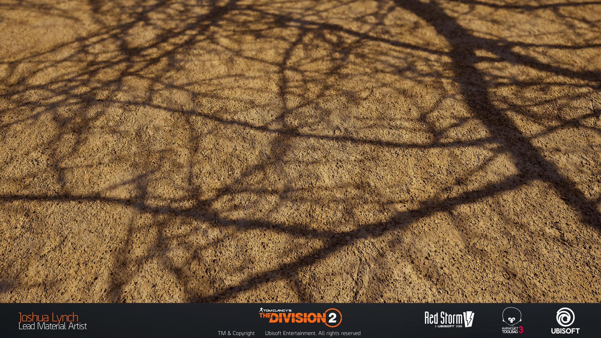 Joshua lynch division 2 josh lynch soil gravel 02 ground