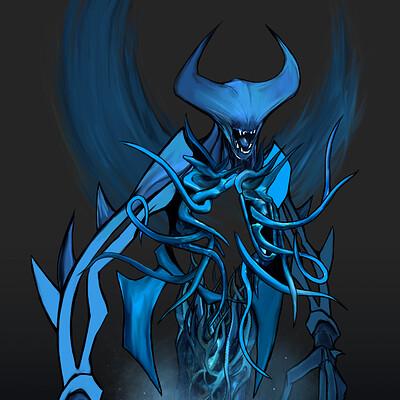 Jon yousef blue demon