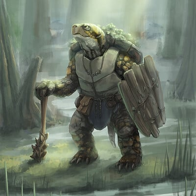 Adela quiles druid tortle prev