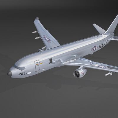 Boeing P-8 Poseidon (Texture Only)