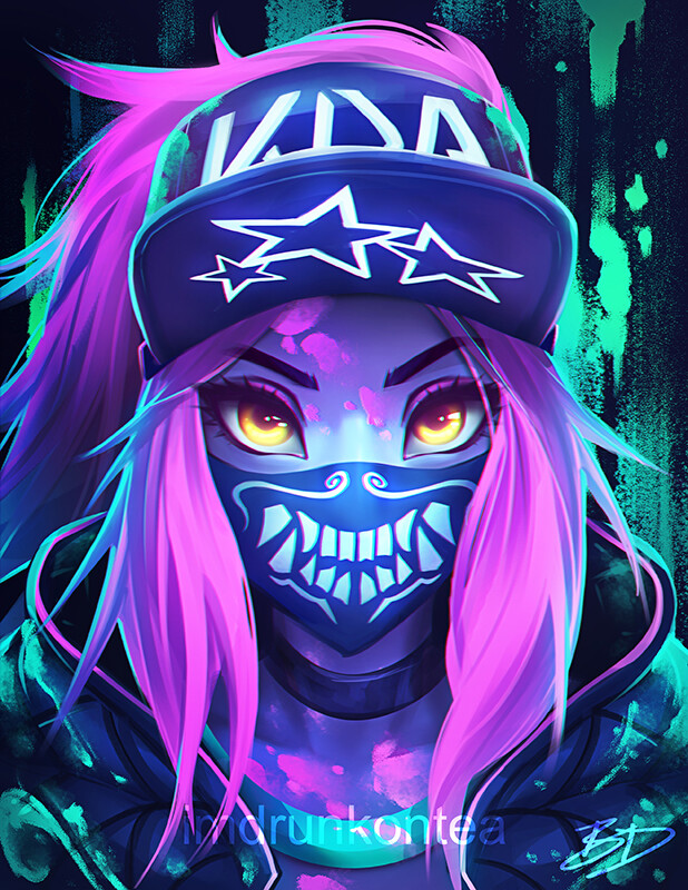 Brandon dunn kda akali final web