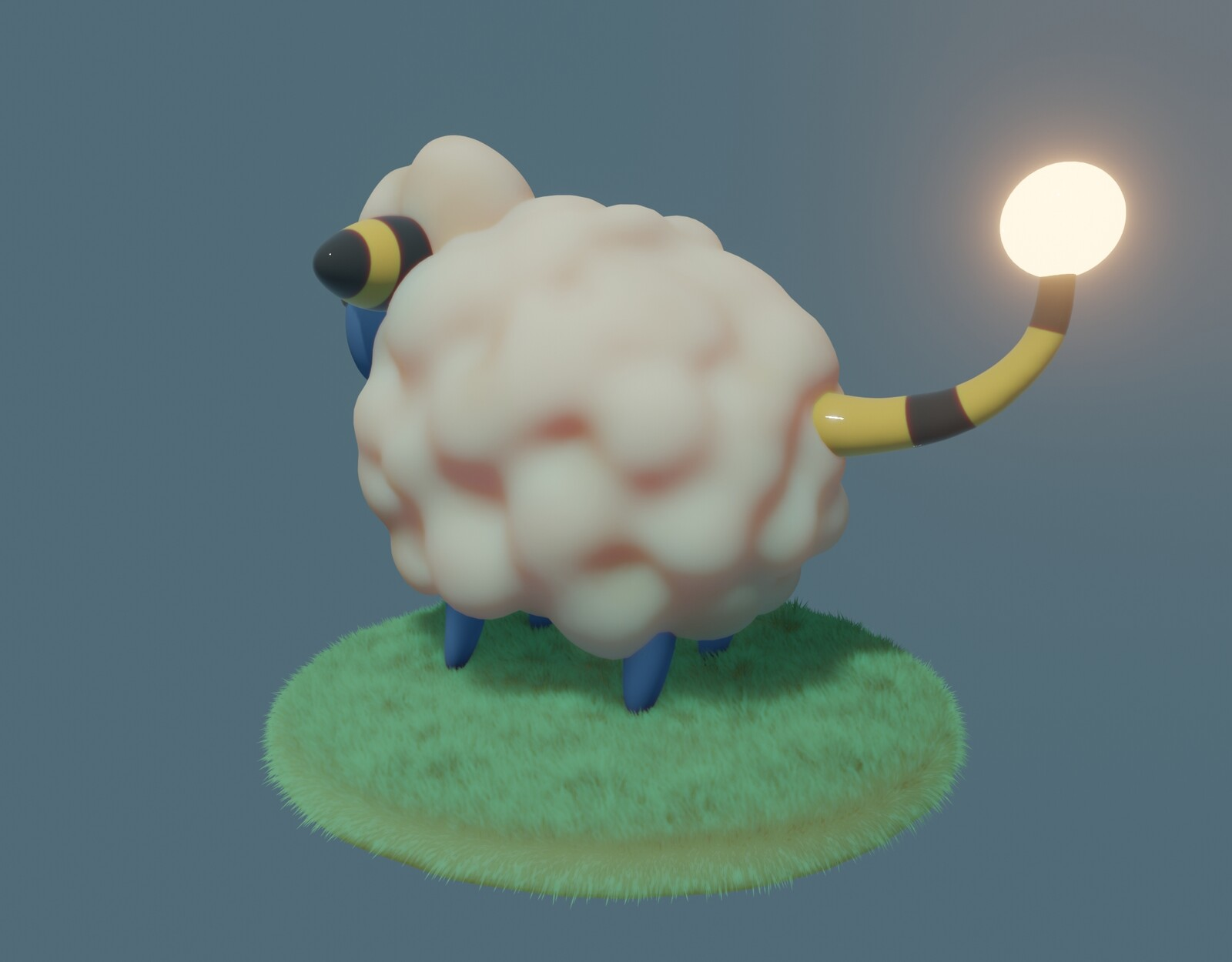 Blender 2.8 Eevee render.
