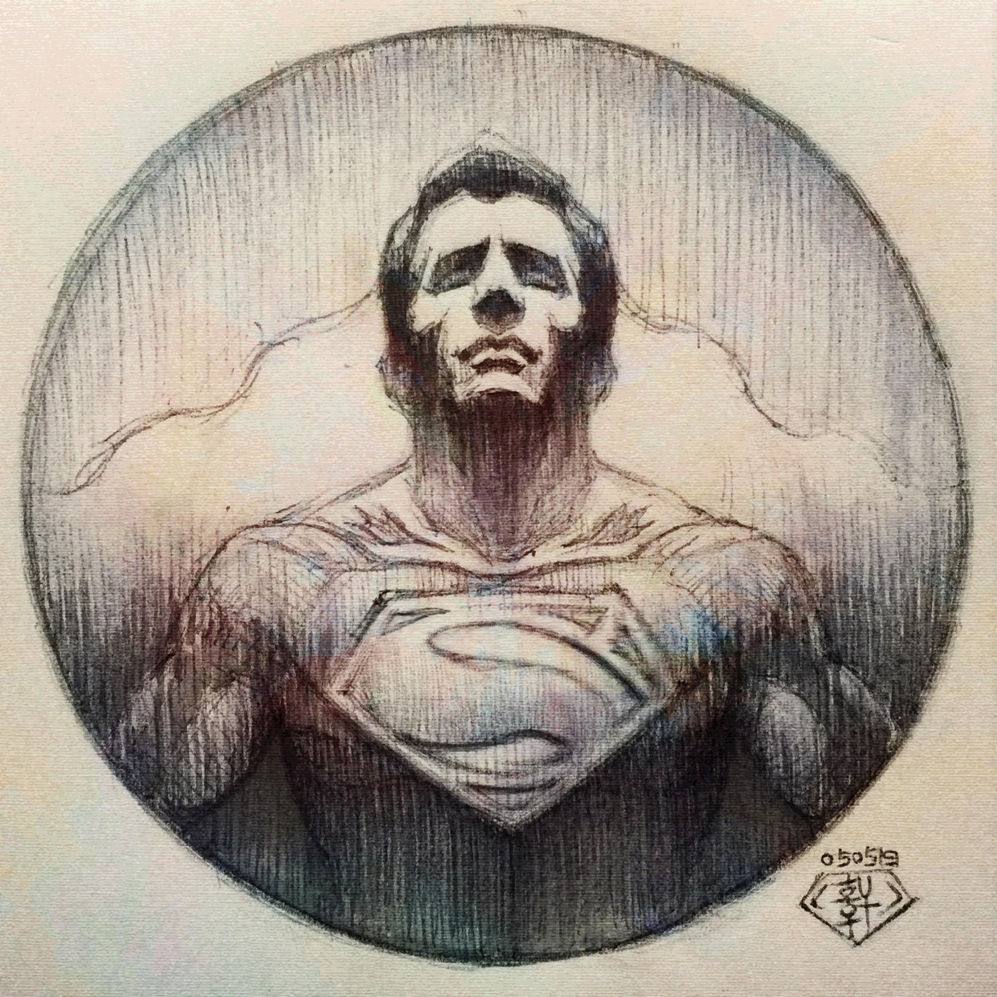 A Symbol of Hope - Sketch