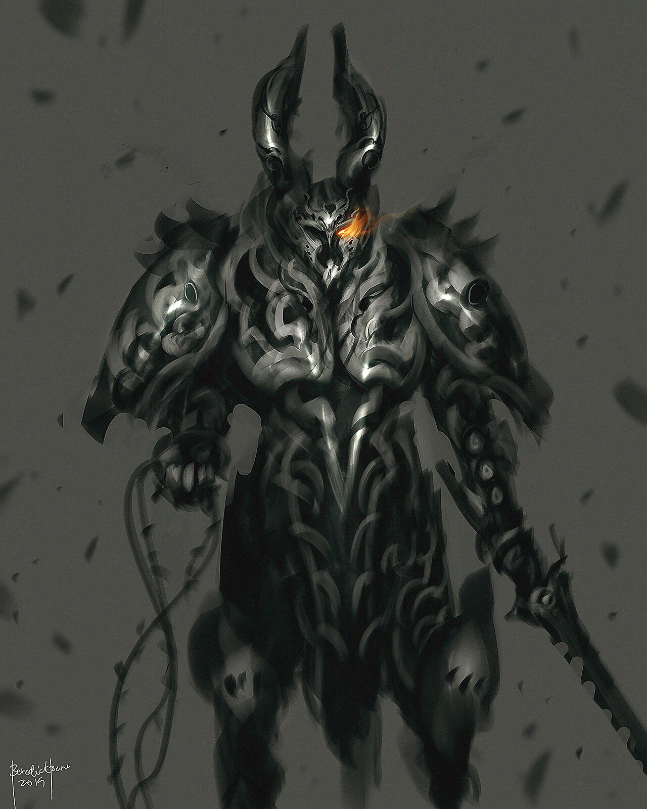 Dark King :D (dark souls inspired characters)