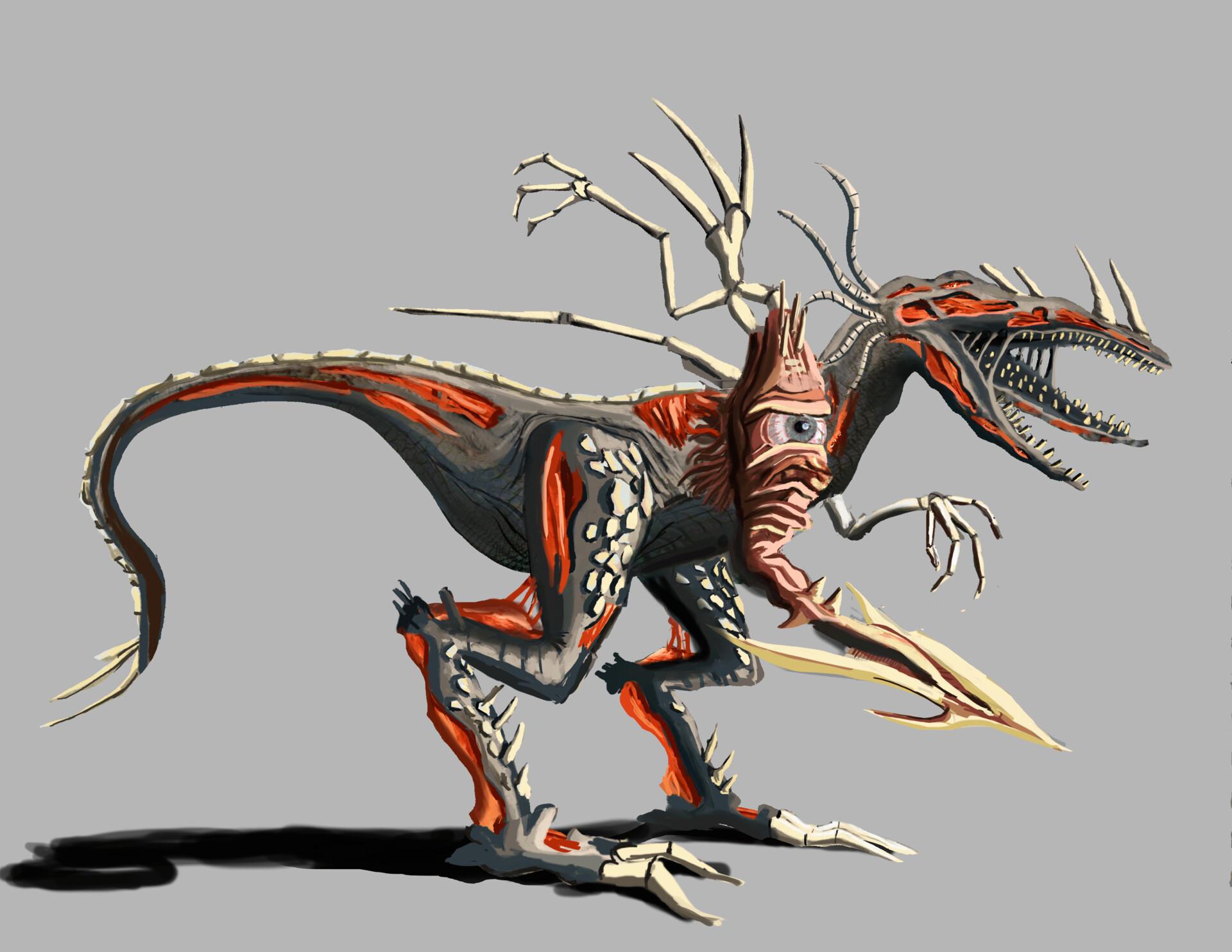 Ricardo Moreno Zombie Dinosaur Los dinosaurios son vertebrados saurópsidos que dominaron los ecosistemas terrestres del mesozoico durante unos 160 millones de años, alcanzando una gran diversidad y, algunos, tamaños gigantescos. ricardo moreno zombie dinosaur