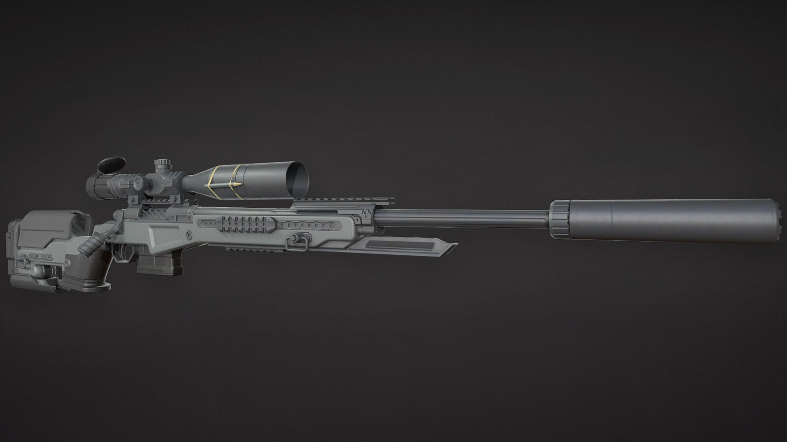 JAE 700 Rifle