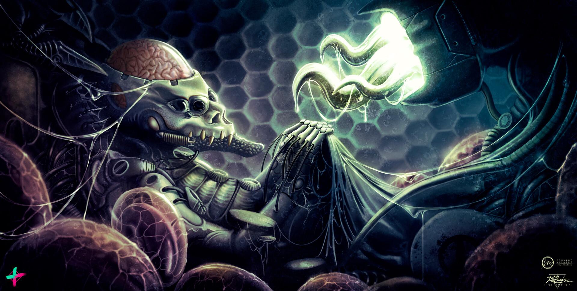 Kaithzer morejon kaithzer morejon alien final firma