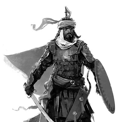 Pre-production concept sketches Assassin's Creed Empire/Origins