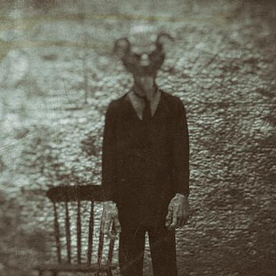 Marc lehmann 18 goatman mugshot artstation