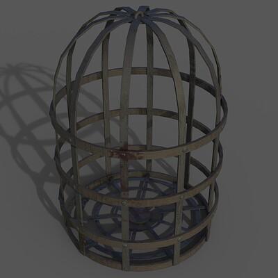 Edward konovalov cage 12