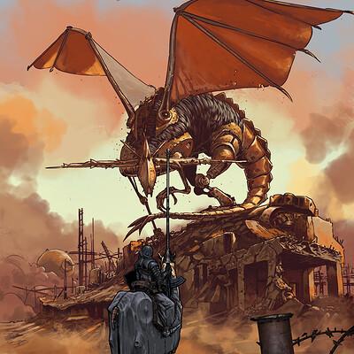 Jaroslaw marcinek the dragon 33