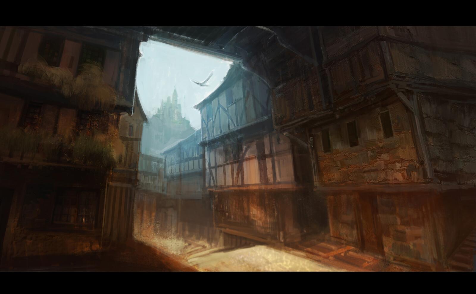 RPG illustrations