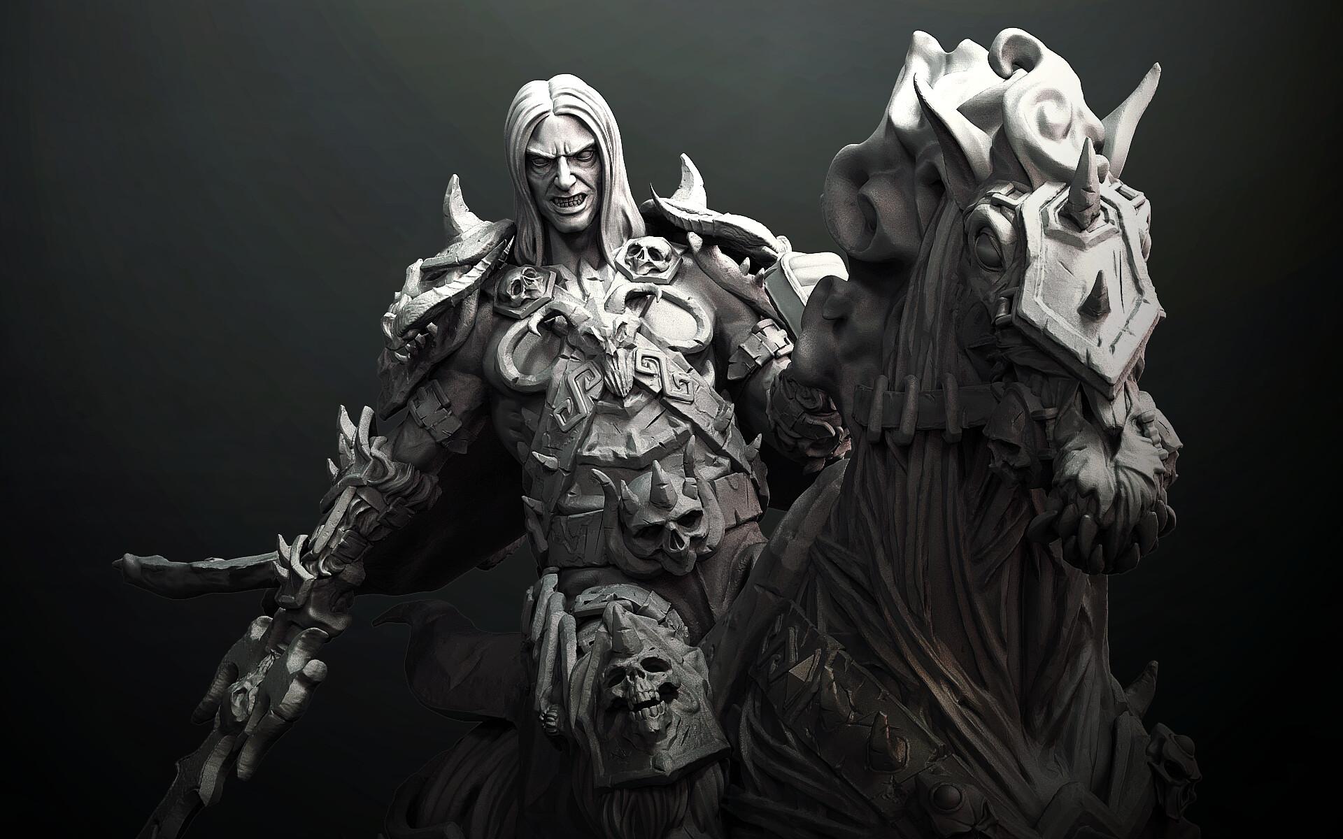 Stan Kolev - Lord Fazeal, Undead Death Knight